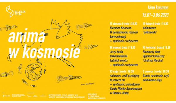 Going. | Anima w Kosmosie. Historia polskiej animacji - Centrum Sztuki Filmowej