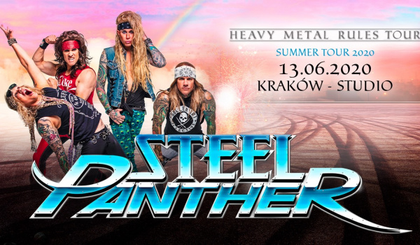 Going. | Steel Panther | Kraków - Klub Studio
