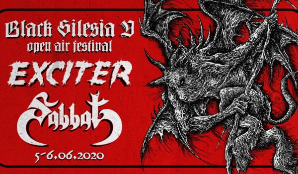 Black Silesia Open Air V: Exciter [CAN], Sabbat [JPN] [ZMIANA DATY]
