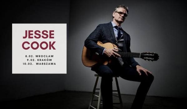 Going. | Jesse Cook - Narodowe Forum Muzyki