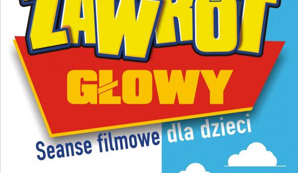Going. | Ferie 2020 | Seanse filmowe dla dzieci - Zabawkowy zawrót głowy - Aula Biblioteki Głównej