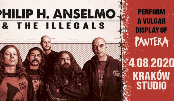 Going. | Philip H Anselmo and The Illegals | Kraków - Klub Studio