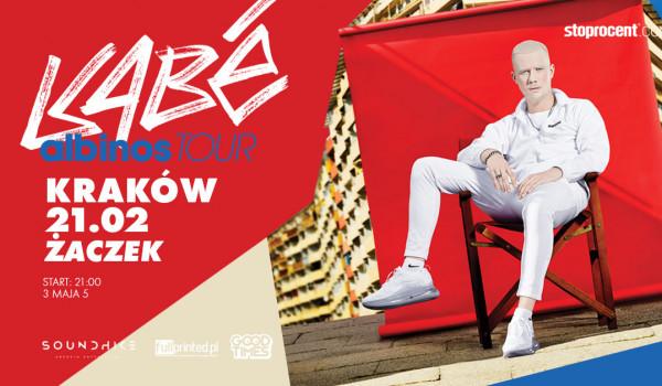 Going. | KABE w Krakowie ! / Albinos Tour / 21.02.2020 - Klub Studencki Żaczek