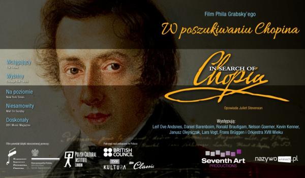 Going. | W poszukiwaniu Chopina | Wielcy Kompozytorzy - Kinoteatr Rialto