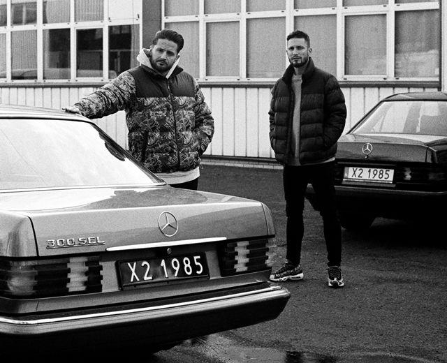 Going.   Dwa Sławy - Pokolenie X2