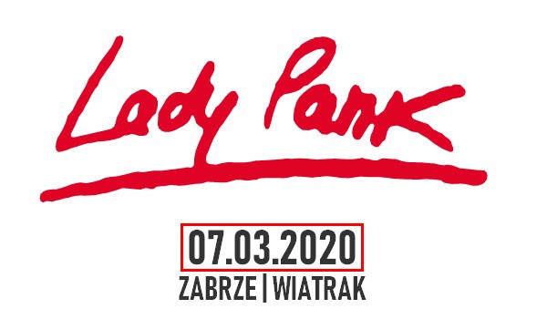 Going. | [SOLD OUT] Lady Pank | Zabrze - Klub CK Wiatrak