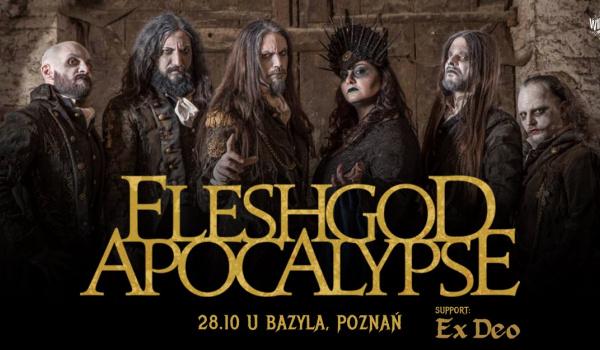 Going. | Fleshgod Apocalypse + Ex Deo | Poznań - Klub u Bazyla