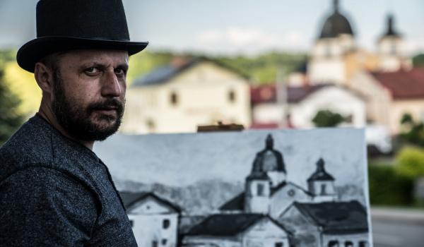 Going. | W poszukiwaniu Jacka - spotkanie z Grzegorzem Radziewiczem - Galeria im. Sleńdzińskich w Białymstoku