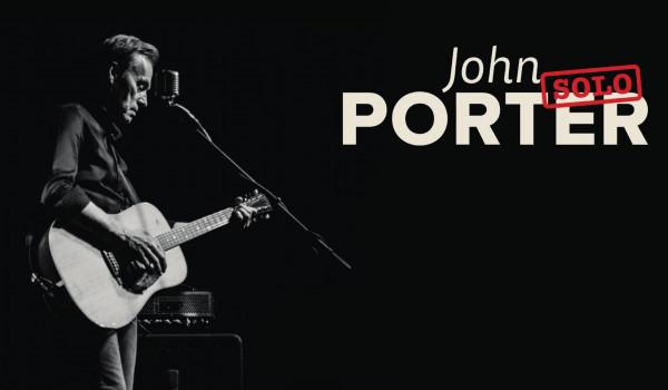 Going. | JOHN PORTER SOLO | Spatif, Warszawa - Klub SPATiF