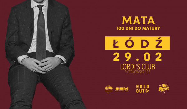 Going. | Mata / 100 dni do matury / Łódź - Lordis Club