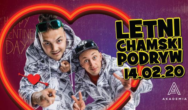 Going. | Walentynki : Letni Chamski Podryw - Akademia Club