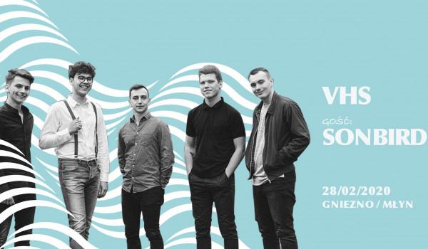 Going. | VHS / SONBIRD / Gniezno / 28.02.2020 - Młyn. Klub Muzyczny