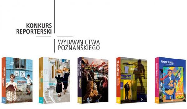 Going. | Czy tematy leżą na ulicy? Porozmawiajmy o współczesnym reportażu - Centrum Kultury ZAMEK w Poznaniu
