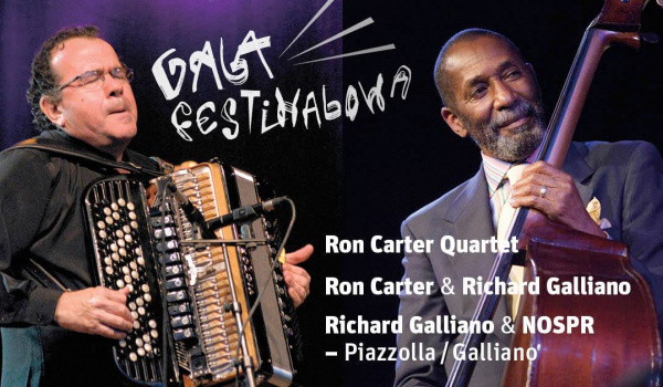 Going. | Gala Festiwalowa w NOSPR - Ron Carter / Richard Galliano & NOSPR - Narodowa Orkiestra Symfoniczna Polskiego Radia w Katowicach