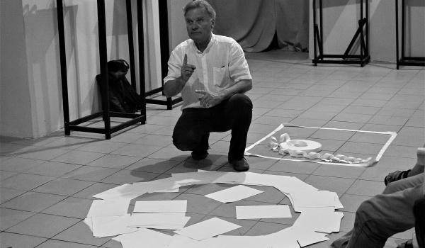 Going. | Inne lekcje | Warsztaty z Januszem Bałdygą - CSW Zamek Ujazdowski