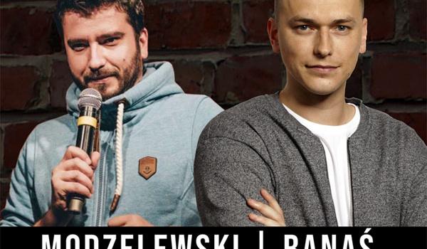 Going. | Modzelewski & Banaś / nagranie programów / Warszawa / termin #2 - Klub SPATiF