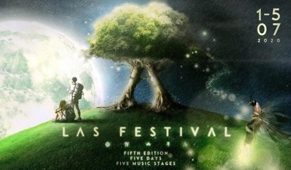 Going. | LAS Festival 2020 - Środek Lasu