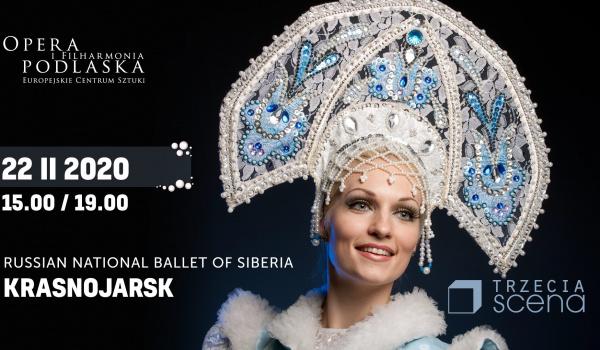 Going. | Krasnojarsk Russian National Ballet of Siberia - Opera i Filharmonia Podlaska – Europejskie Centrum Sztuki