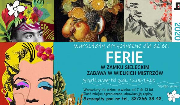 Going. | Ferie w Zamku Sieleckim - Sosnowieckie Centrum Sztuki – Zamek Sielecki