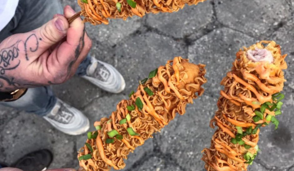Going.   Warsztaty Wanke Cook'ink - Amerykański Foodporn - Pole do popisu