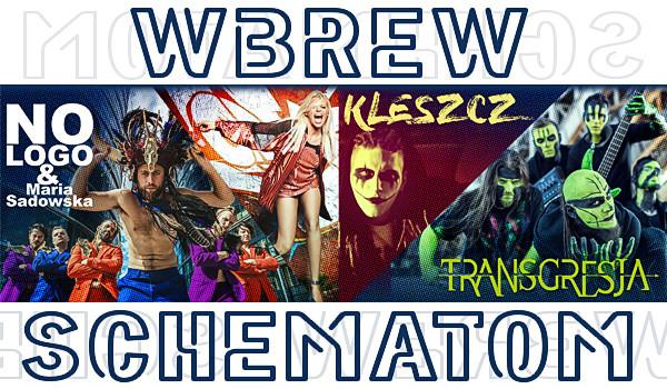 Going. | WBREW SCHEMATOM: Kleszcz, No Logo feat Maria Sadowska, Transgresja. IV ROCK Transgresji! - Klub CK Wiatrak