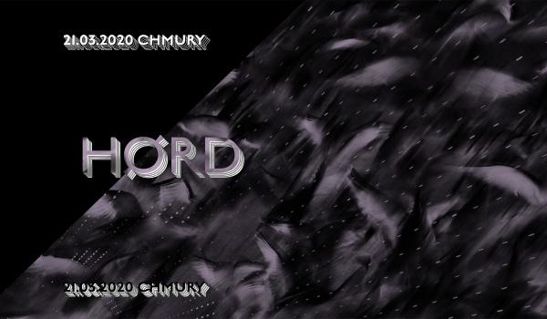 Going. | HøRD + Totem (Darkwave / Synthwave) - Klubokawiarnia Chmury