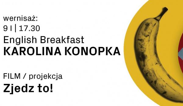 Going. | Karolina Konopka - wystawa / film dokumentalny - Zjedz to! - Jazz Club Hipnoza
