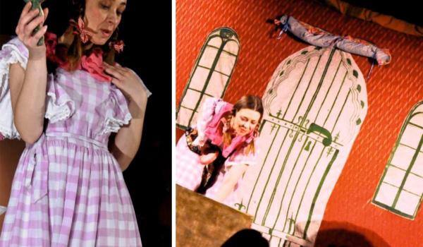 Going. | Księga pełna czarów - krakowska baśń dla dzieci - Teatr Szczęście