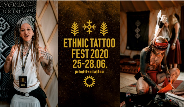 Going. | Ethnic Tattoo Fest 2.0 - Karolina 47