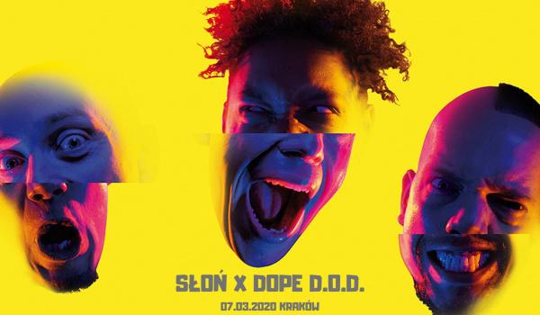 Going. | SŁOŃ X Dope DOD - Klub Kwadrat