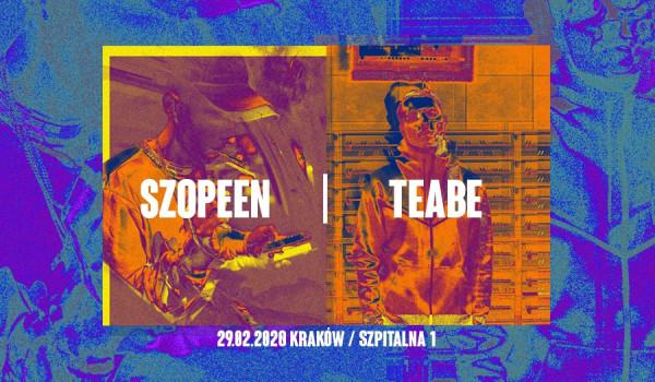 Going. | Szopeen x Teabe w Krakowie! - Szpitalna 1