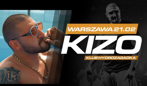 Going. | KIZO w Warszawie ! Koncert premierowy - Hydrozagadka