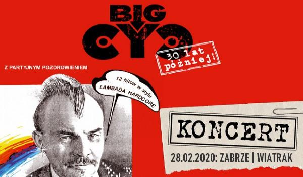 Going. | BIG CYC - 30 LAT... Z PARTYJNYM POZDROWIENIEM! - Klub CK Wiatrak
