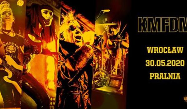 Going. | KMFDM | Wrocław - Klub Pralnia