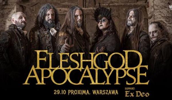 Going. | Fleshgod Apocalypse + Ex Deo | Warszawa - Proxima