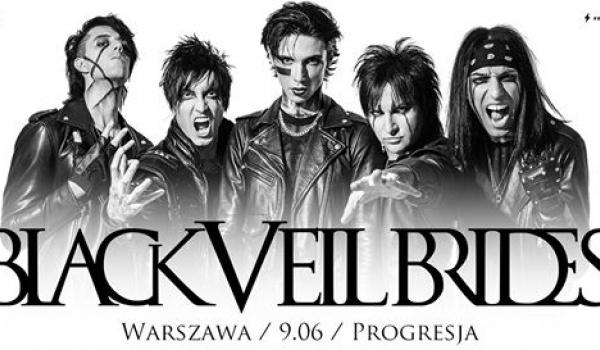 Going.   Black Veil Brides   Warszawa [ZMIANA DATY] - Progresja
