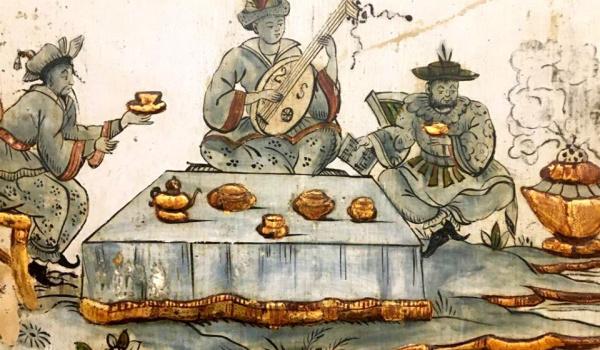 Going. | Na Drodze Herbaty: herbaciane multi-kulti - Muzeum Sztuk Użytkowych - Oddział Muzeum Narodowego