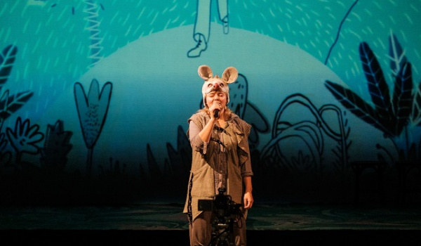 Going. | Ale Kino - Teatr Guliwer