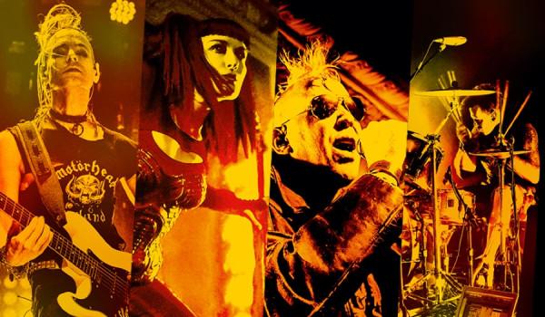 Going. | KMFDM - Klub Pralnia