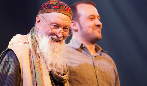 Going. | 2 Nights with Terry Riley & Gyan Riley (Dzień 1) - Pardon, To Tu