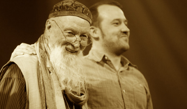 Going. | 2 Nights with Terry Riley & Gyan Riley (Dzień 2) - Pardon, To Tu