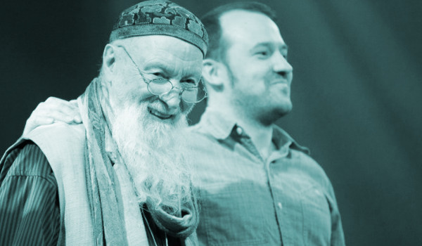 Going. | 2 Nights with Terry Riley & Gyan Riley (2-Dniowy Karnet) - Pardon, To Tu