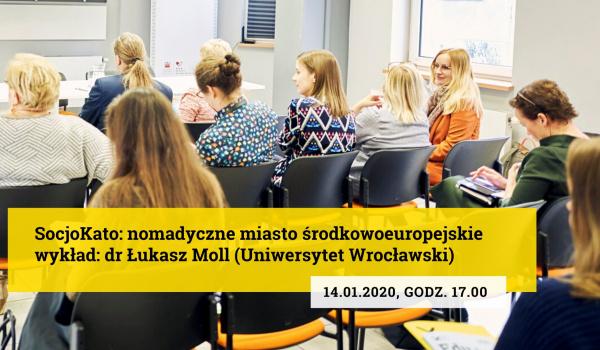 Going. | SocjoKato: nomadyczne miasto środkowoeuropejskie. - Regionalny Instytut Kultury w Katowicach