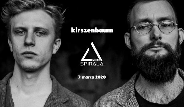 Going. | Kirszenbaum - koncert w SpiralaROOM - Klub Spirala