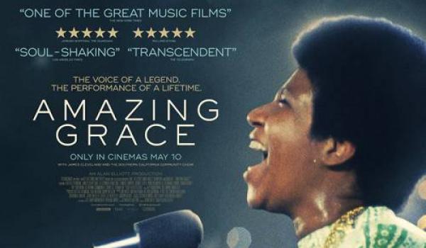 Going. | Kino.Jazz: Amazing Grace: Aretha Franklin - Kinoteatr Rialto