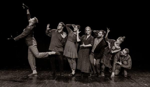 Going. | Przybysz - Teatr Collegium Nobilium