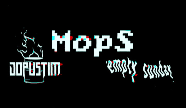 Going. | MopS x Dopustim x Empty Sunday - Pogłos