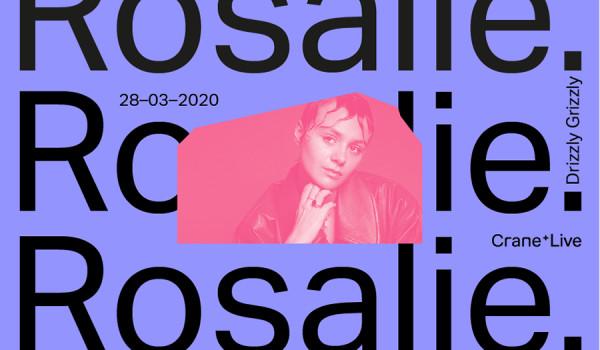 Going. | Rosalie. - Koncert premierowy [ZMIANA DATY] - Drizzly Grizzly