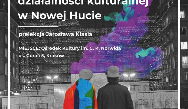 Going.   Początki zorganizowanej działalności kulturalnej w Nowej Hucie - Studyjne Kino SFINKS