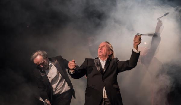 Going.   Allegro Agitate - Teatr Ósmego Dnia